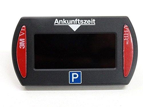 Needit Mini DE Elektronische Parkscheibe parking disc, 3011-PARK ( Elektronic parking disc ParkMini is the world's smallest electronicparking disc )