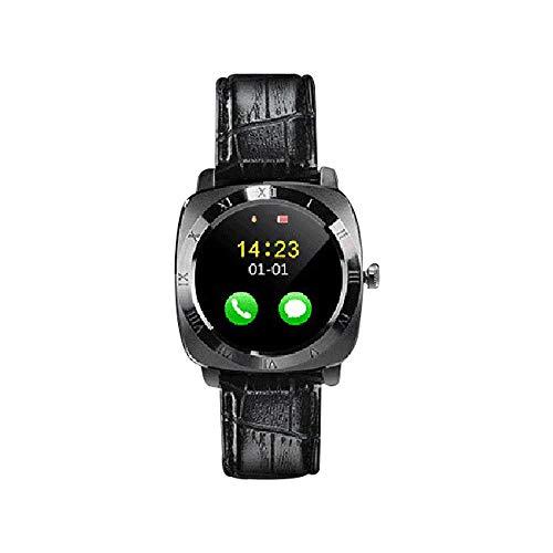 VRTUR Bluetooth-Musik Smart Watch Sitzende Erinnerung Schlafüber wachung Quadbandanruf Outdoor Kamera 1,22 Zoll Smart Uhr
