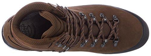 Hanwag Nazcat GTX Herren Trekking & Wanderstiefel Braun (Erde Brown)