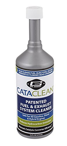 Mr. Gasket Cataclean 120007 Fuel and Exhaust System Cleaner-16 oz. Size: 16.0 Ounce Test