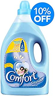 Comfort Fabric Softener Spring Dew, 4 litres