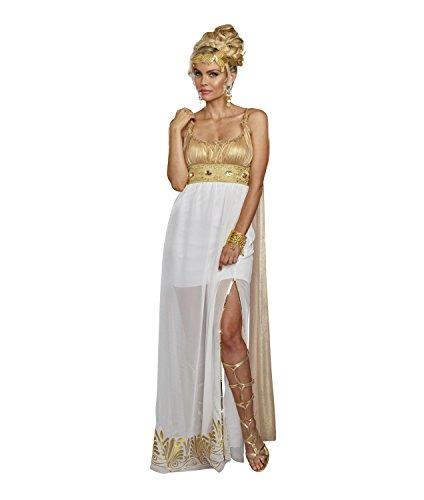 Dreamgirl 10688Athena Kostüm, Mittel (Himmlische Göttin Kostüme)