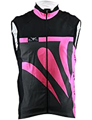 Raiko Sportswear Eleganza Gilet Rose Light