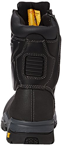 Cat Footwear Supremacy SBP, Scarpe da Barca Uomo Nero (Black)