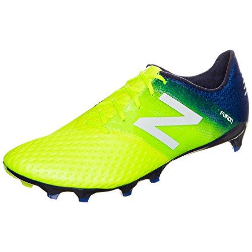 Chaussures New Balance FURON PRO FG lime / blau