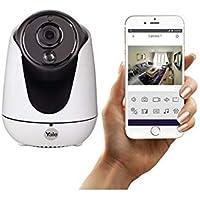 Cámara IP motorizada Home View Yale con Zoom, Pilotage Remoto Via Smartphone ...