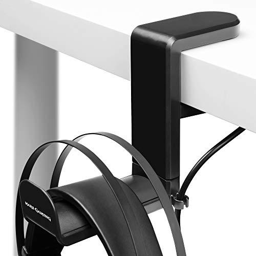 Mars Gaming MHH - Soporte auriculares tipo pinza