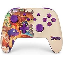 Manette sans Fil Améliorée pour Nintendo Switch - Spyro