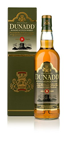 Scotch Whisky Dunadd 8 Ans 700 ml