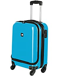 [Sponsored]Nasher Miles New York Plus 4 Wheel ABS & PC Hard Sided Cabin Luggage - Trolley/Travel/Tourist Bag