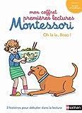 Mon coffret premières lectures Montessori : Oh la la, Bozo !...
