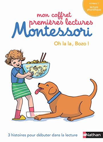 Oh la la, Bozo ! : Niveau 1 (Mon coffret premières lectures Montessori)