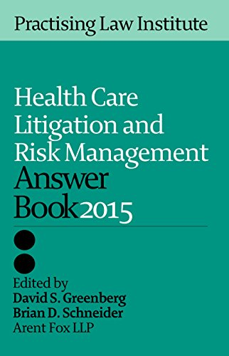 Law procedures litigation page 2 green card voices e books download e book for kindle health care litigation and risk management answer book 2015 by arent fox llpdavid s greenbergbrian d schneider fandeluxe Images