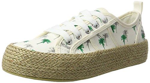 fiorucci-damen-fepd027-sneaker-weiss-bianco-39-eu