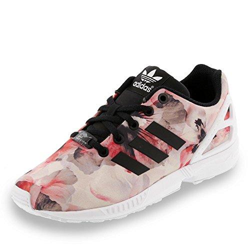 Adidas Zx Flux K, Scarpe per bambini, Ragazzo Multicolor