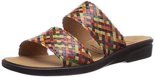 Ganter - Sonnica, Weite E, Pantofole A Casa da donna Mehrfarbig (multi 9900)