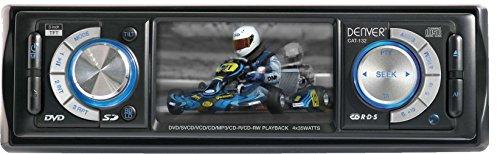 12514090 Autoradio (7,6 cm (3 Zoll) Display, USB, SD-Karte, 4x 35 Watt, AVI, MP3, WMA, JPEG)