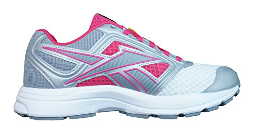 Reebok Zone Cushrun, Chaussures de Running Femme Multicolored