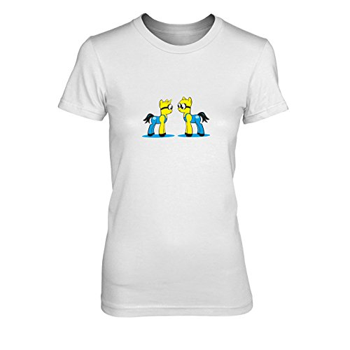My little Bananas - Damen T-Shirt, Größe: XL, -
