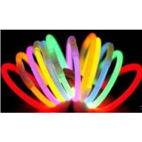 1000 Braccialetti luminosi Dj Fluorescenti Starlight