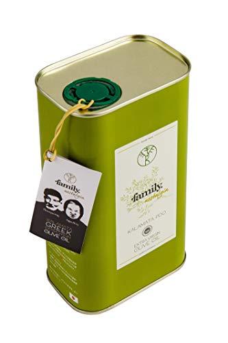 family. nostalgia | Kalamata PDO Extra natives Olivenöl / early harvest extra virgin olive oil (1L)