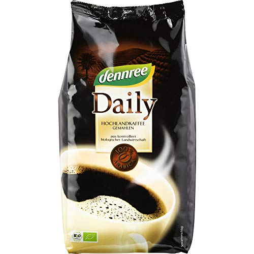 dennree Bio Daily-Kaffee (6 x 500 gr)
