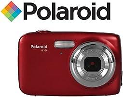 Appareil photo numerique ultra compact Polaroid iE126 de 18 Mpx (rouge)