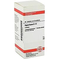HYPERICUM D 12 Tabletten 80 St Tabletten preisvergleich bei billige-tabletten.eu