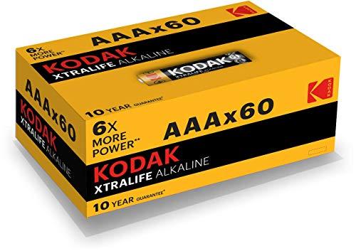 lkaline Batterie (60Stück) ()