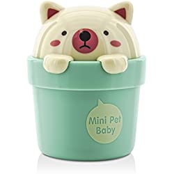 The Faceshop Lovely Meex Mini Pet Perfumed Hand Cream, Baby Powder, 30ml