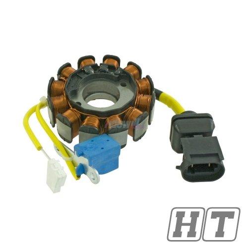 Lichtmaschine/Stator RMS für Piaggio Leader 4T 125-200 CCM