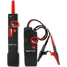 Anti-brouillage Souterrain AC220V Haute /& Faible Tension Puissance C/âble Traqueur D/étecteur Testeur C/âble Localisateur Amadouer avec Alligator Agrafe