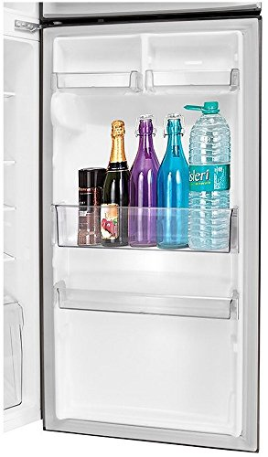 LG 308 L 3 Star Frost-Free Double-Door Refrigerator (GL-C322RPZU, Shiny Steel)