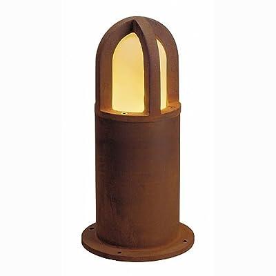 SLV Rusty Cone 40 Aussenleuchte, eisen gerostet, E27 ESL, maximal 11 W, IP54 229431 von SLV auf Lampenhans.de