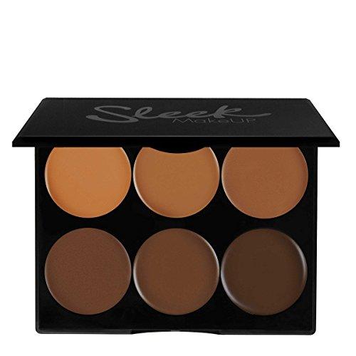 Sleek Maquillage Crème contour kit Light