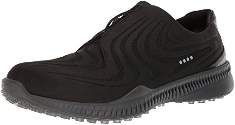 ECCO Men S-Drive Zapatillas de Golf, Hombre, Negro (Negro 51052), 41 EU