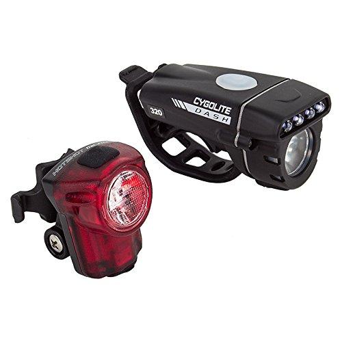 Cygolite Hotshot SL 50 Arrière Vélo Lampe de sécurité rechargeable USB Clignotant DEL Rouge