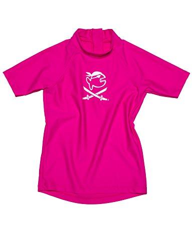 iQ-UV Mädchen UV 300 Shirt Kiddys, pink, 104/110