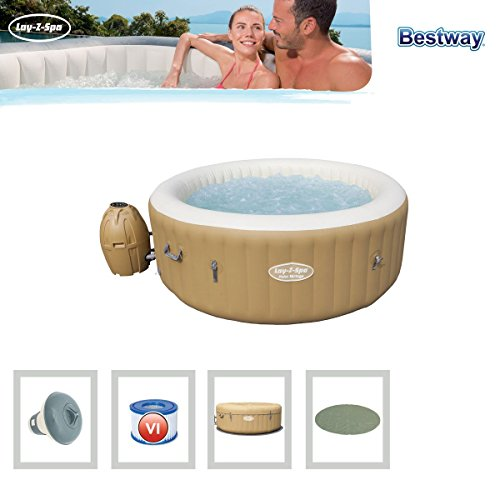 Bestway Lay-Z-Spa Palm Springs Whirlpool, 196 x 71 cm - 5