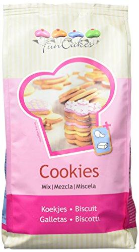 Deliciosa mezcla para galletas crujientes. Con la receta mejorada podrás elaborar unas galletas perfectas. Su elaboración es muy sencilla y su calidad se ha mejorado. Versátil, elaborarás galletas rellenas con algún manjar o utilice la mezcla para el...