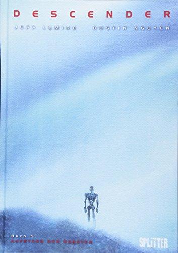 Descender. Band 5: Aufstand der Roboter