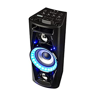 auna Ultra Sonic Pulse V6-40 • Party Lautsprecher • 5,5