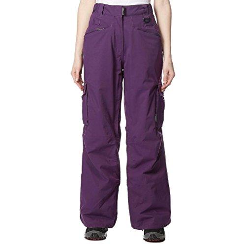 Damen Snowboard Hose Westbeach Rendezvous Pant wms purple rain L