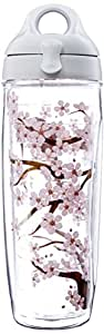 Tervis Tumbler Cherry Blossom Wrap Water Bottle with Lid by Tervis