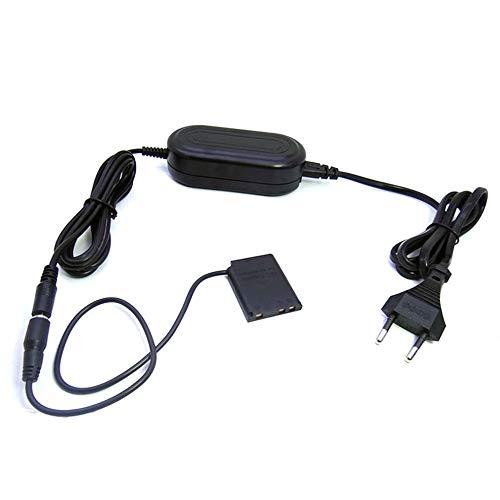 CHOULI High Performance AC-5V+CP45 Power Charger Adapter for Fujifilm AC-5V+CP45 EU Black - Black Ac Adapter