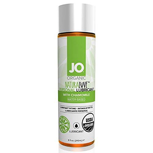 Sistema JO - organico personale lubrificante senza profumo - 8 oz.