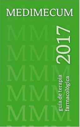 Medimecum 2017: Guía de terapia farmacológica