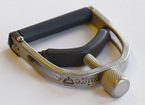 Paige Banjo capo Kapodaster auch für Mandoline Made in USA POBMN