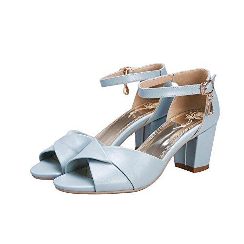 Balamasa, Sandales Pour Femmes Bleues