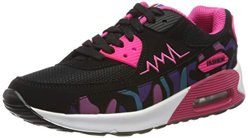 Padgene Zapatillas Deporte Running Mujer Zapatos Amortiguación